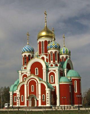 Храм св великомученника георгия данков липецкой епархии