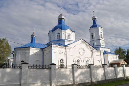 Женский монастырь в верхотурье